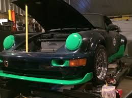 porsche 964 wide body vwvortex com supercharged 964 widebody project