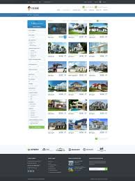 House Plans Websites Home Planify House Plans U0026 Construction Psd Template By Pixel