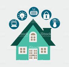 smart house icon design stock vector art 643662398 istock