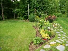 Landscaping Ideas For Large Backyards Garden Design Garden Design With Backyard Patio Idea Backyard