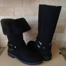 s ugg australia plumdale boots ugg sheepskin cuff ebay