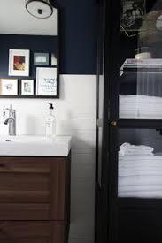 bathroom linen cabinets ikea small ikea bathroom i love the narrow but wide sink cabinet and