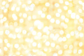 Gold Lights Abstract Sparkling Golden Lights With Bokeh Effect Yellow Boke