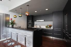 cuisine anthracite cuisine gris anthracite et bois d co cuisine gris anthracite et
