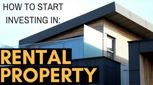 how to start real estate investing my first rental property