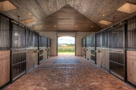 Horse Barn Builders In Florida Sunset West Farm A Spectacular Equestrian Facility On Grand Prix