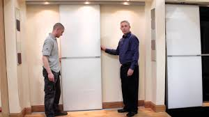 Outside Mount Sliding Closet Doors Office Wall Panels Sliding Glass Doors Room Dividers Los You Can