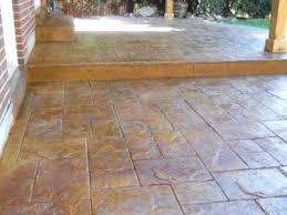 Amazing Stamped Concrete Patio Design Ideas Remodeling Expense - Concrete backyard design ideas