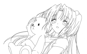 inuyasha coloring pages bestofcoloring com