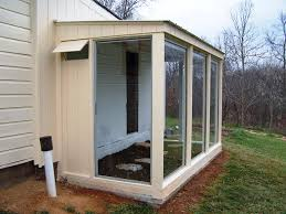 Used Patio Doors Greenhouse Of Recycled Patio Doors Saves Money And Heat Well
