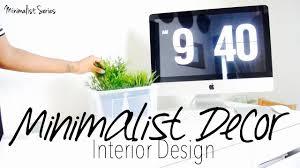 Minimalist Home Decor Ideas Minimalist Series Cheap Easy Minimal Modern Room Decor Ideas