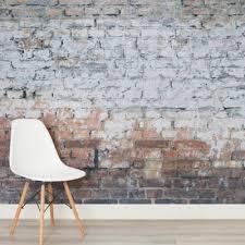 brick wallpaper realistic brick effect wall murals murals