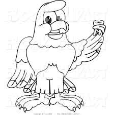 black and white bald eagle clipart clipartxtras
