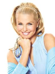 braided headband braided headband by christie brinkley hair extensions