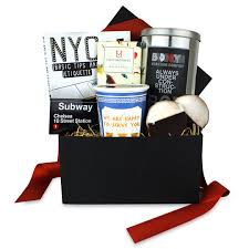 nyc gift baskets welcome to the city basket chelsea market baskets