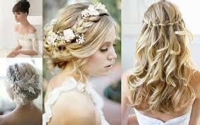 Hochsteckfrisurenen Mittellange Haar Braut by Brautfrisuren Für Lange Haare 45 Wunderschöne Ideen