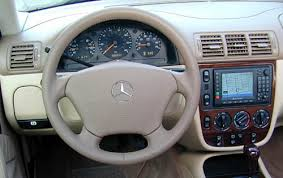 2000 mercedes ml430 2000 mercedes m class information and photos zombiedrive