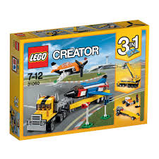 lego army jet lego creator airshow aces 31060 kmart