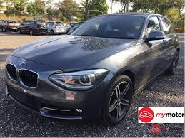 2014 bmw 1 series 2014 bmw 1 series for sale in malaysia for rm108 888 mymotor
