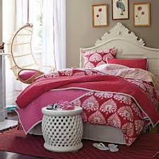 Hanging Chair For Girls Bedroom by Bedroom Design Red Carpet With Hanging Chair And Bed Linens Plus