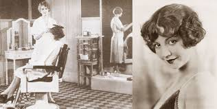 women hairstyle france 1919 history of womens fashion 1900 to 1969 glamourdaze