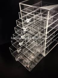 clear makeup storage containers affordable acrylic makeup