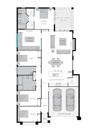 Cabana Floor Plans Bordeaux Floorplans Mcdonald Jones Homes