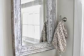 Shabby Chic Bathroom Vanities Mirror Three Mirror Set Awesome Large Shabby Chic Mirror White