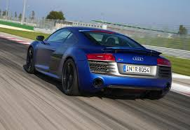 Audi R8 V10 Plus On The Track Performancedrive