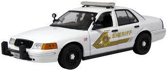 motormax 1 18 san bernardino ca sheriff ford crown victoria police