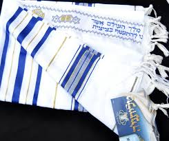 prayer shawls from israel kosher tallit prayer shawl acrylic 18x72 45x180cm made israel