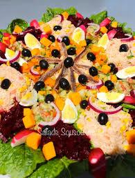 recette de cuisine marocaine en recette de salade cuisine marocaine