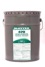 Upholstery Foam Adhesive Sluyter Company Ltd