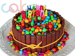 designer cakes odc114 chocolates gems 1kg designer cakes cake square chennai