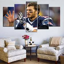 cool comeback kid new england patriots stickers home decor wall