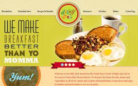 33 web design trends in café and restaurant layouts spyrestudios
