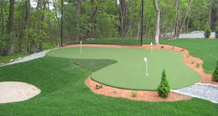 How To Make A Putting Green In Backyard Lovely Ideas Backyard Putting Green Inspiring Home Putting Green
