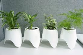 self watering indoor planters self watering planters from duqaa handicrafts b2b marketplace