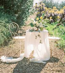 Tuscan Garden Decor Elegant Tuscan Wedding Inspiration Green Wedding Shoes