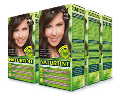 Hair Color For Sensitive Scalp Amazon Com Naturtint Permanent Hair Color 4n Natural Chestnut