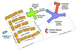 Zip Code Map Louisville Ky by Retirement Community In Louisville Ky Wesley Manor