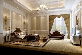 luxurious bedroom home interior design