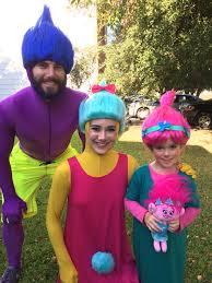 halloween costumes for senior citizens dreamworks trolls movie halloween diy family costume giving