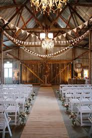 barn wedding decoration ideas 30 indoor barn wedding decor ideas with lights 2469521