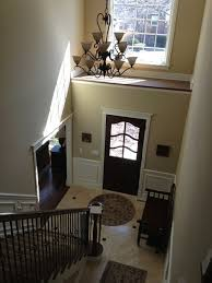 paint design help for 2 story foyer
