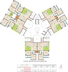 1440 sq ft 3 bhk 3t apartment for sale in sigma one and remonesa