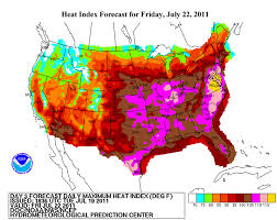 us dewpoint map us all dew point record heat wave headed to the east