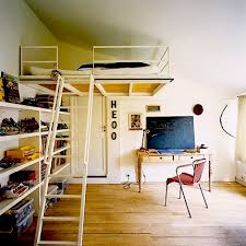 kids u0027 room loft beds study areas kidspace interiors