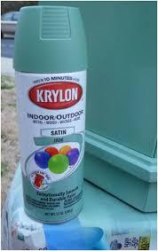 krylon jade paint colors i like pinterest spray painting and