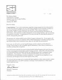 sample letter of recommendation for excellence award images